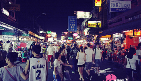 曼谷必逛八大夜市