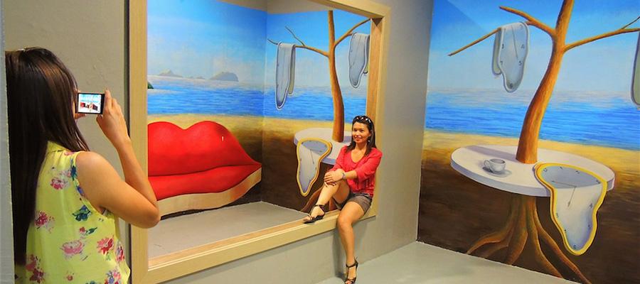 泰國芭堤雅ArtInParadise3D立體美術館門票價格