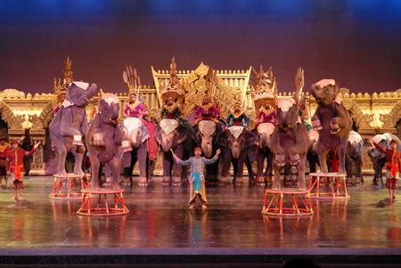 布吉島Phuket FantaSea劇場