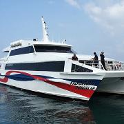 帕岸島到蘇梅島邦拉碼頭船票(電子票)-Lomprayah