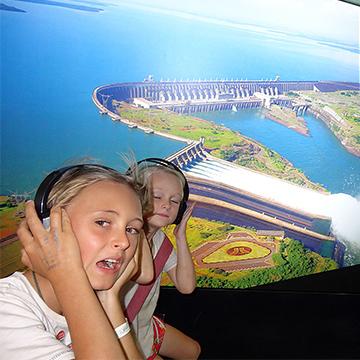 伊泰普水電站參觀門票