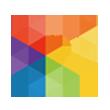 3D奇幻世界logo