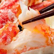 日本京都祇園螃蟹家螃蟹会席料理晚宴餐券(かに家)