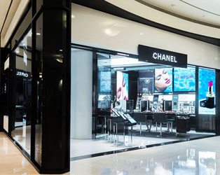 台北101購物中心美妝保養品購買攻略