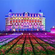 廣州花之戀酒店雙人套票(酒店+早餐+晚餐+百萬葵園門票)