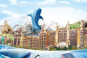 珠海長隆橫琴灣酒店套票(酒店+海洋王國+馬戲+午餐)