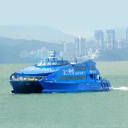 金光飛航-香港港澳碼頭至澳門氹仔碼頭往返船票(夜航)