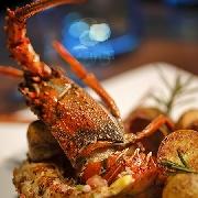 鳳凰島阿莫爾西餐廳海鮮燒烤自助晚餐