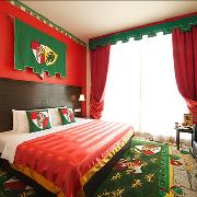 馬來西亞樂高酒店2天1晚套票(酒店+3大樂園兩日票+自助早餐)