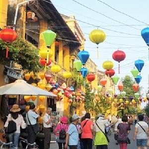 (特價)越南峴港-會安包車一日遊(12小時)