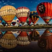 黃金海岸Hot Air熱氣球之旅
