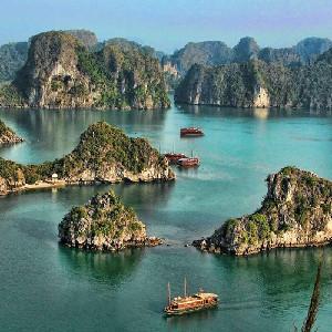 (特價)越南下龍灣海鷗(HAI AU)餐廳