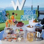 蘇梅島W酒店下午茶雙人套餐(Woo bar或The Kitchen Table)