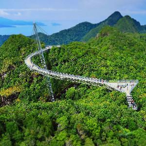 蘭卡威地質公園紅樹林+ATV越野+天空之橋一日遊