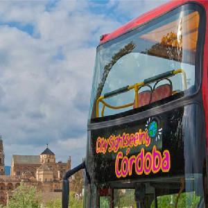 西班牙科爾多瓦觀光巴士24/48小時通票(中文語音導覽)