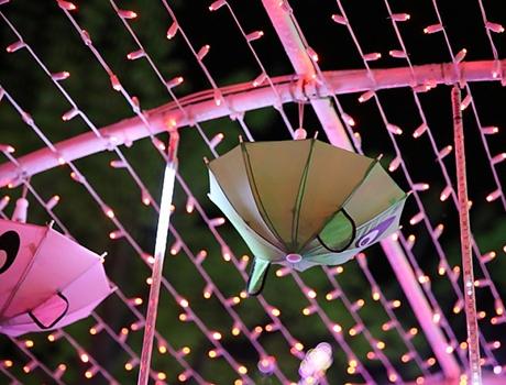 Sky Bike+海景咖啡廳+夜遊安山繽紛燈飾一日遊