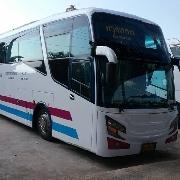 清邁-曼谷巴士票(單程)