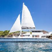 布吉皇帝島+ 蜜月島太陽風雙體帆船一日遊(中文導遊)