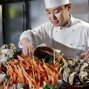 新加坡文華酒店Triple Three Buffet Lunch 自助午餐
