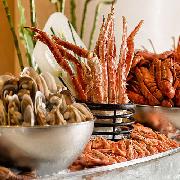 深圳益田威斯汀酒店知味餐廳自助晚餐