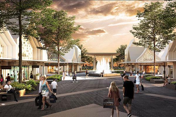 曼谷素萬那普BKK機場附近大型商場推介2019