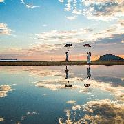吉隆坡雪蘭莪天空之鏡+喂老鷹+螢火蟲+藍眼淚一日遊