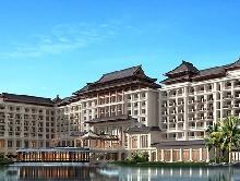 廣州融創萬達文華酒店2天1晚套票(酒店+早餐+水世界門票)
