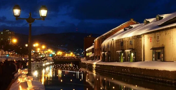 2020小樽雪燈之路舉辦時間