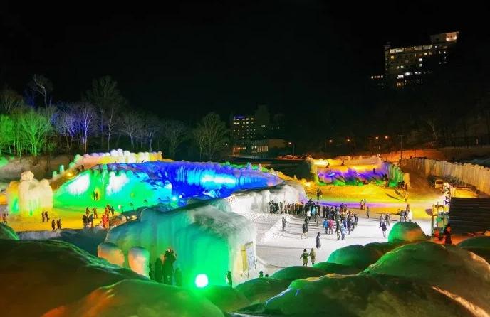 北海道層雲峽冰瀑祭2020舉辦時間