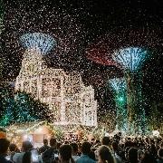 2019新加坡濱海灣花園聖誕仙境門票