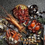新加坡烏節路凱煌大酒店Spices Cafe海鮮自助晚餐