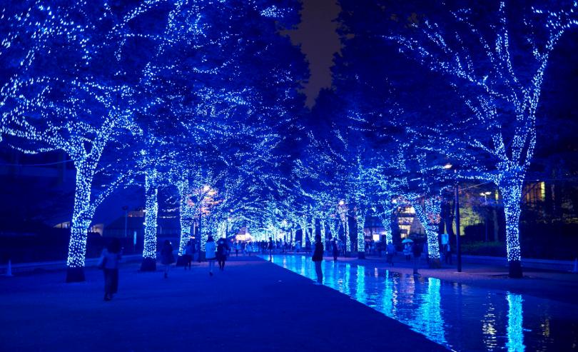 2019-20東京燈飾&跨年倒數