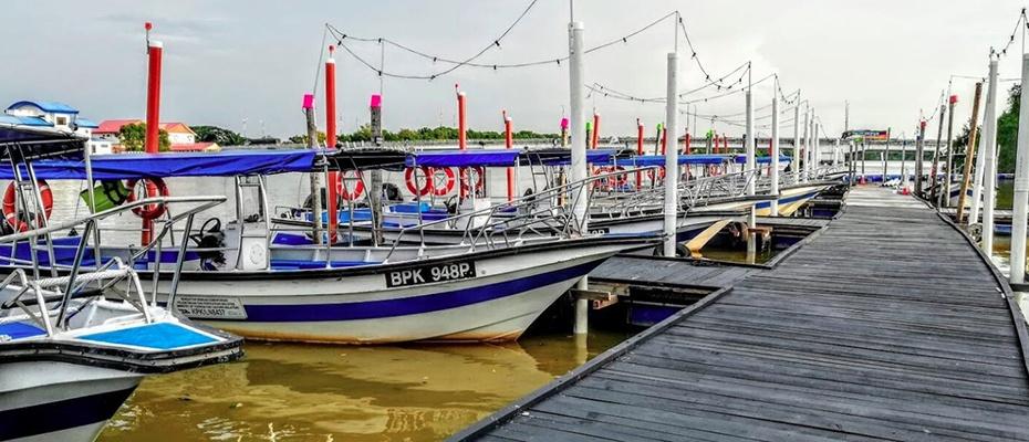馬來西亞瓜拉雪蘭莪天空之鏡門票(含往返船票)