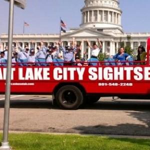 鹽湖城隨上隨下露天巴士車票(電子票)