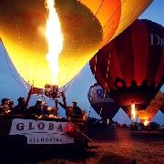 墨爾本雅拉河谷60分鐘熱氣球飛行