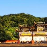 成都市青城山—都江堰風景區