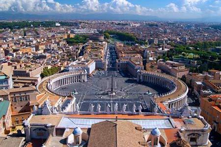 羅馬—梵蒂岡—羅馬